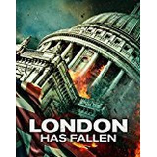 London Has Fallen - Steelbook [Blu-ray] [2016]
